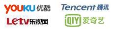 Youku・Tencent・Letv・QIY