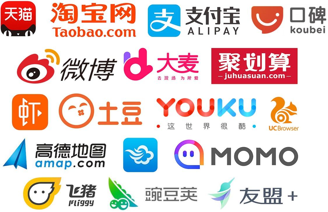 Alibaba Group一覧